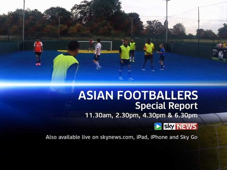 Asian footballers special report