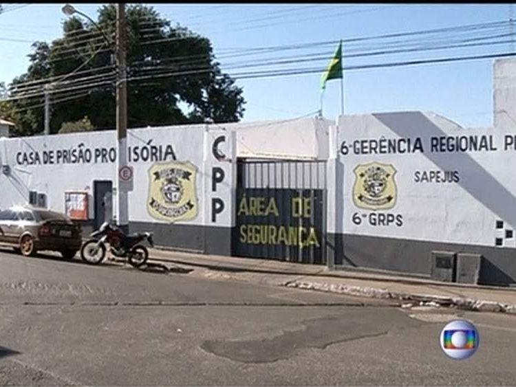 Jail in Brazil
