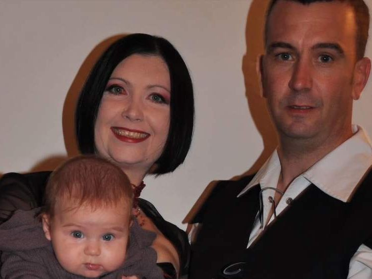 David Haines And Family