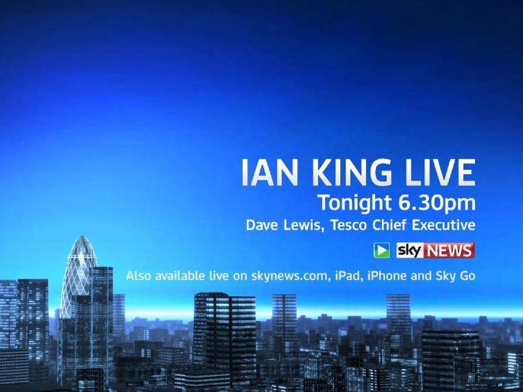 Ian King Promo