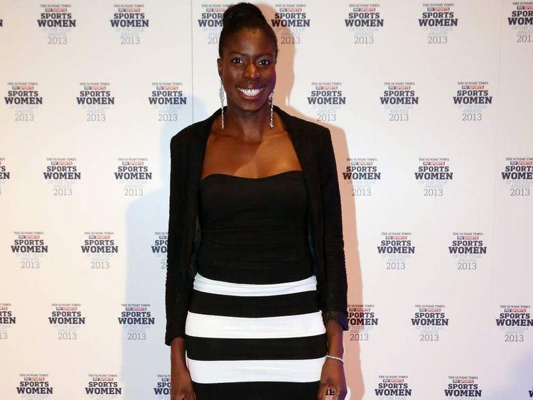 Christine Ohuruogu Sportswomen Of The Year