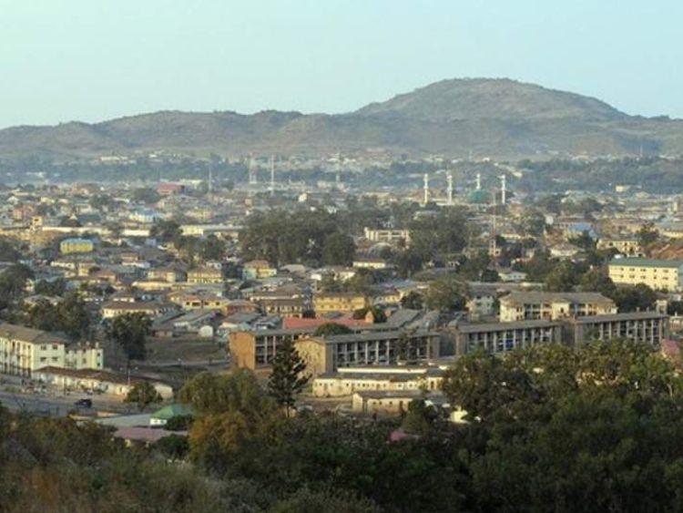City of Jos, Nigeria