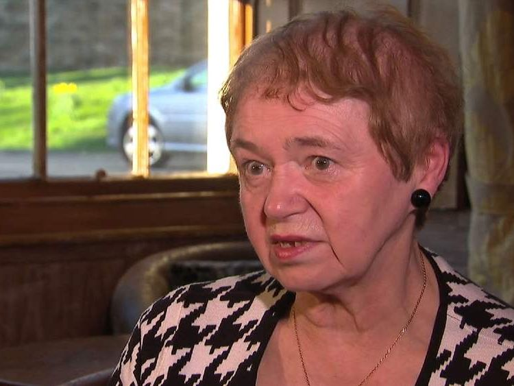 Claudia Lawrence's mother, Joan