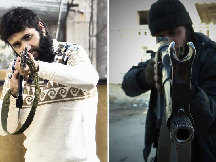 Birmingham pair plead guilty to Syria terrorism offences