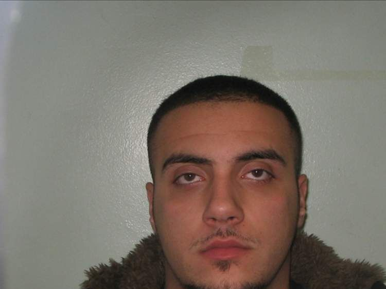 Costas Sampson who is being sought as part of Operation Zygos