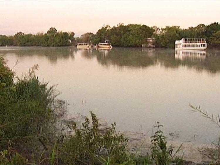 Adelaide River where crocodile named Michael Jackson killed fisherman