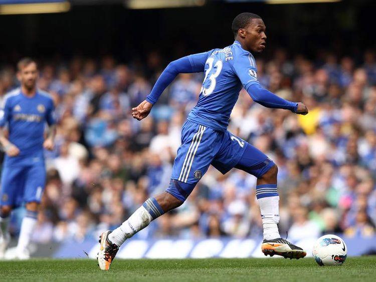 Chelsea Striker Daniel Sturridge
