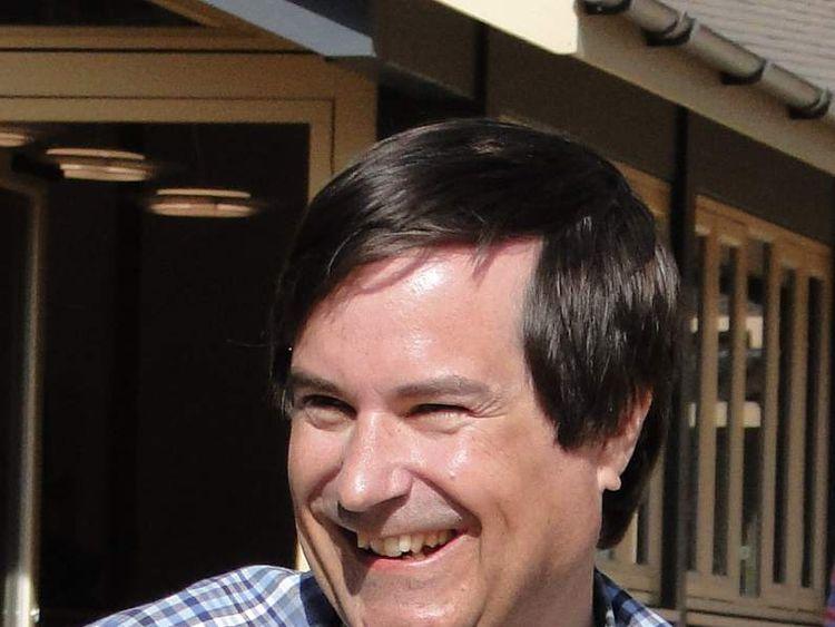 Computer programmer David Braben