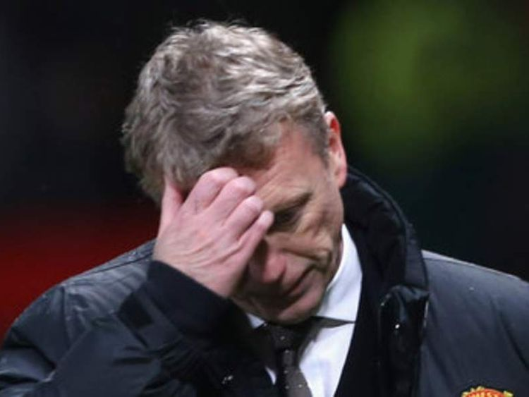 Moyes Offers No Excuses After Cup Defeat