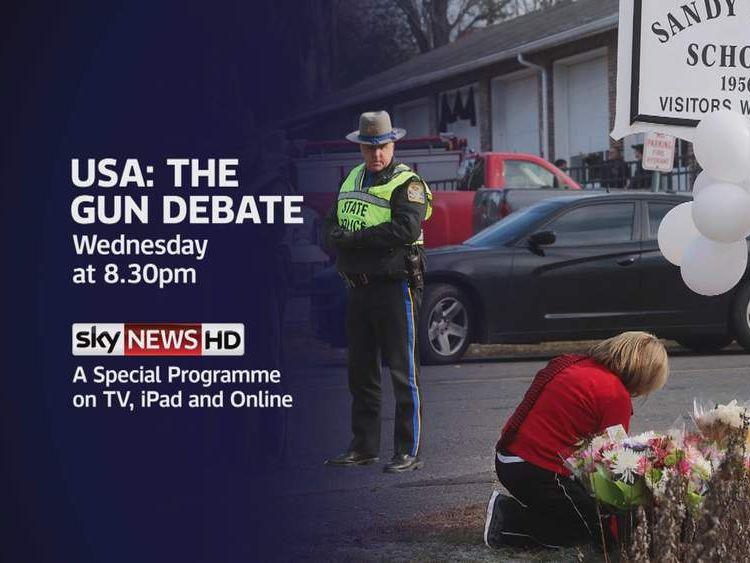 USA: The Gun Debate Promo