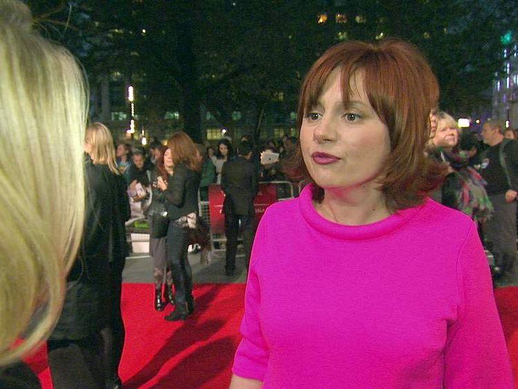LFF Festival director Claire Stewart