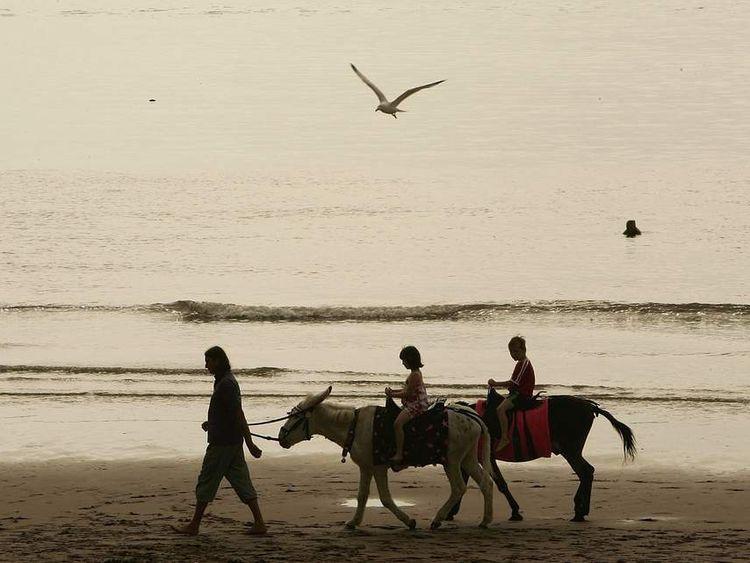 Sunseekers Enjoy Britains Favourite Seaside Resort