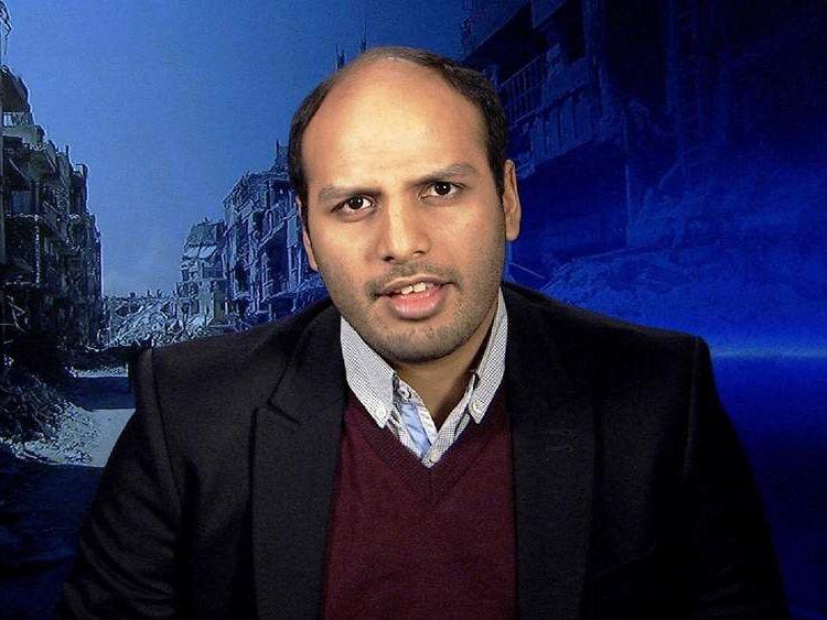 Dr Shah Nawaz Khan, brother of Dr Abbas Khan
