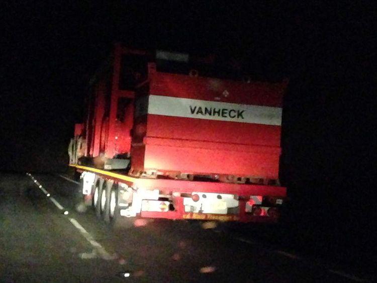 Dutch pumps arrive in Somerset