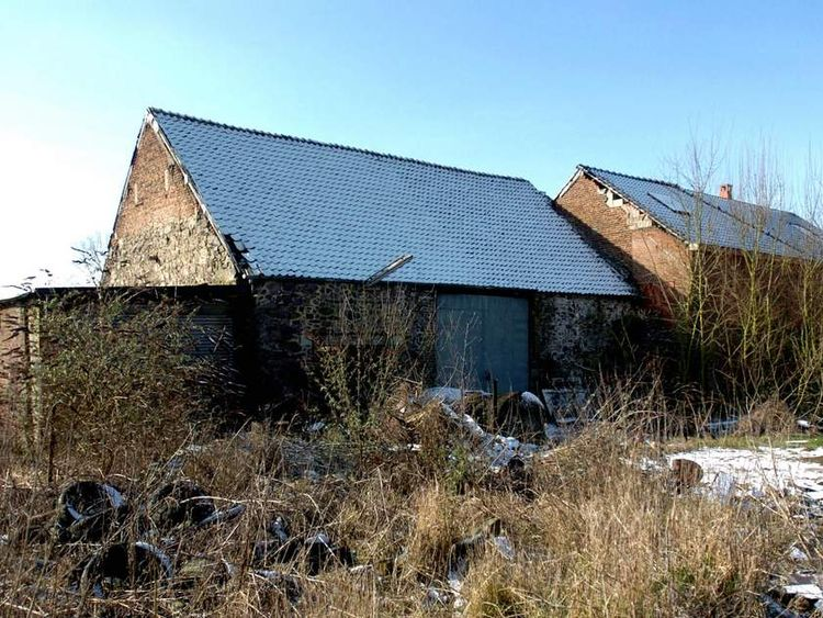 The Dutroux house where the bodies of three children were found