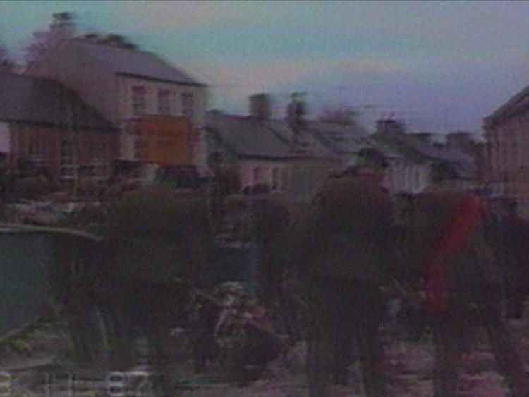 Enniskillen bombing aftermath