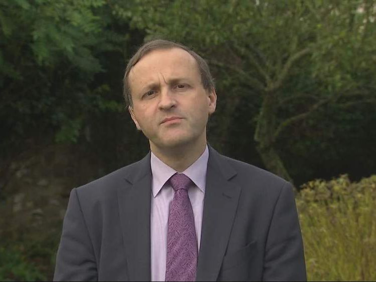 Steve Webb was pensions minister in the coalition Government