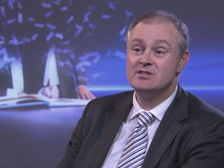 MP Stewart Jackson on gay marriage legislation