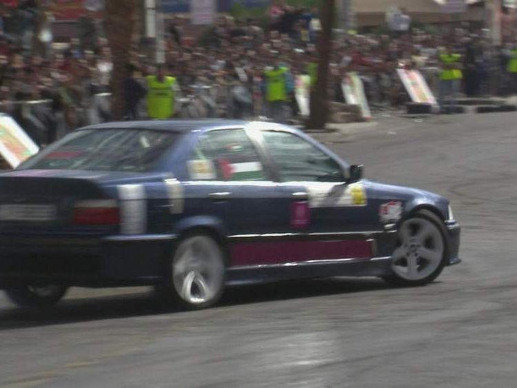 Palestinian Speed Ssters