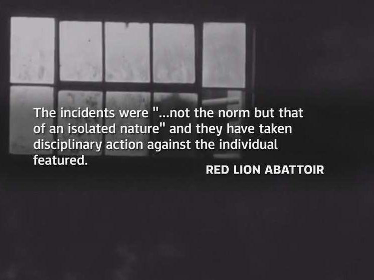 Red Lion Abattoir