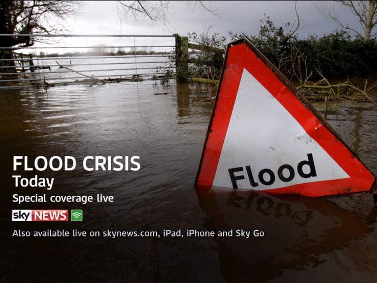 Flooding crisis