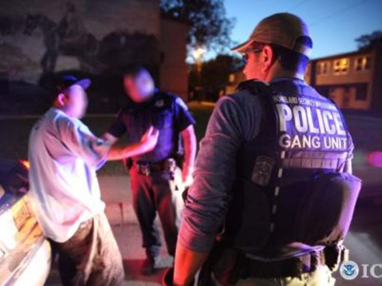 Pic: US Immigration and Customs Enforcement (ICE)
