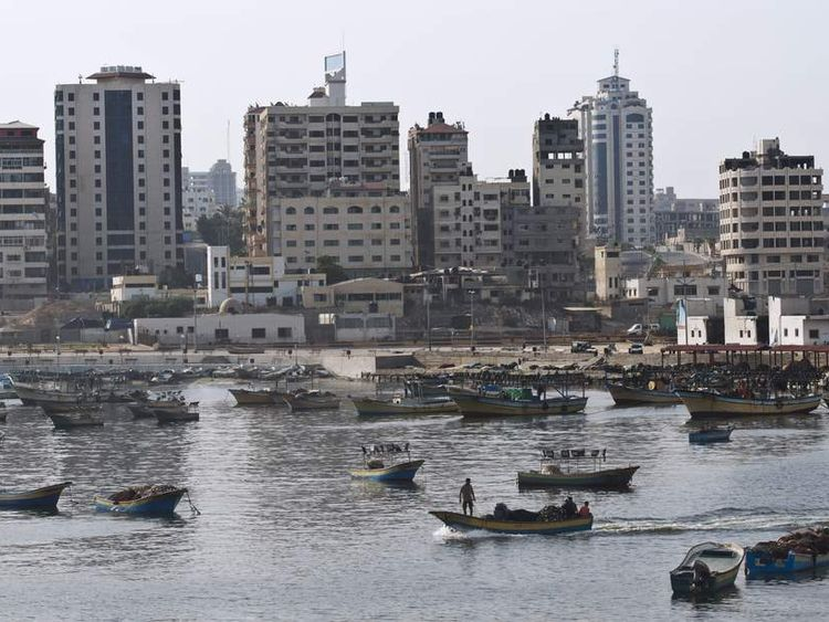 Fishing boats able to sail out as truce in Gaza nears its end