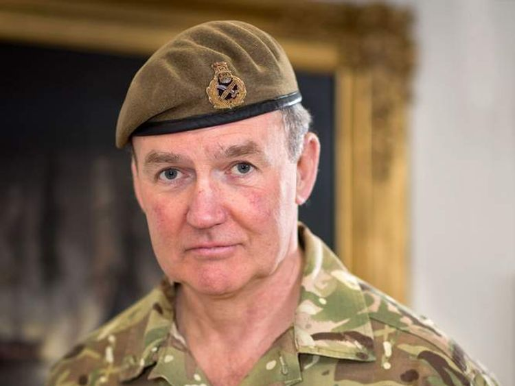 Sir Nicholas Houghton
