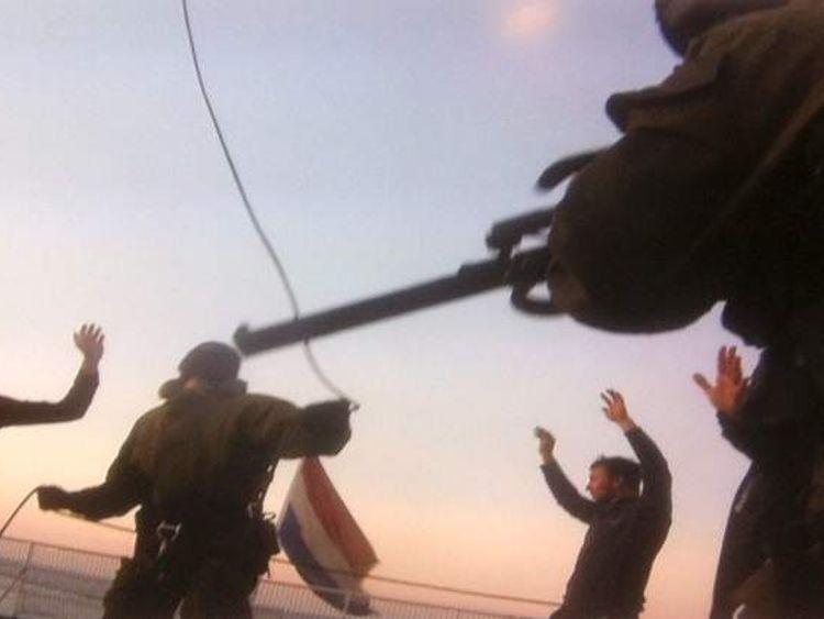 Russian Security Services Seize Arctic Sunrise