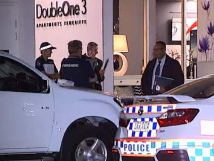 Brisbane murder suicide. Pic: ABC News