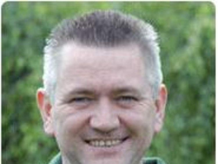 Pest controller Graham Chapple