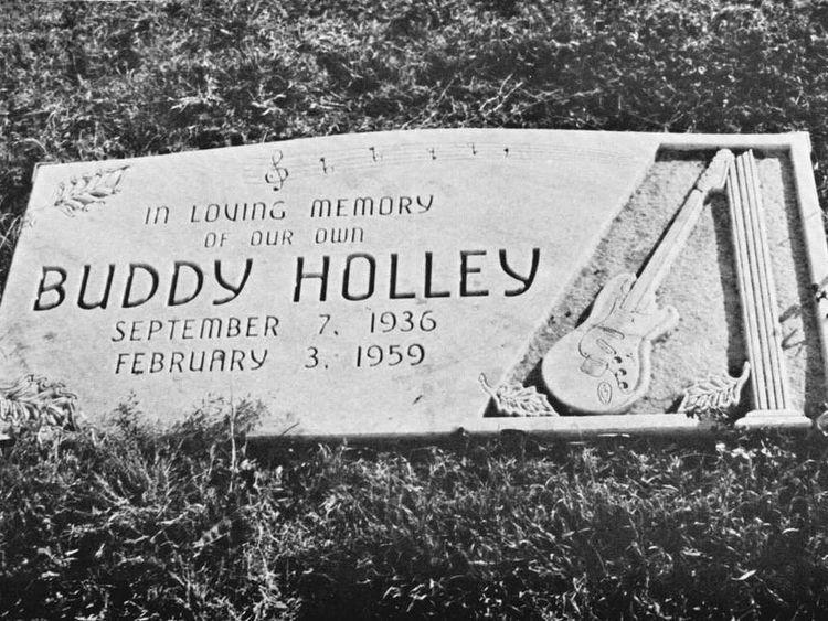 Buddy Holly's Plane Crash