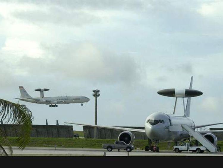 Andersen Air Base, Guam