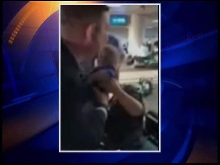 Baby's life saved on plane