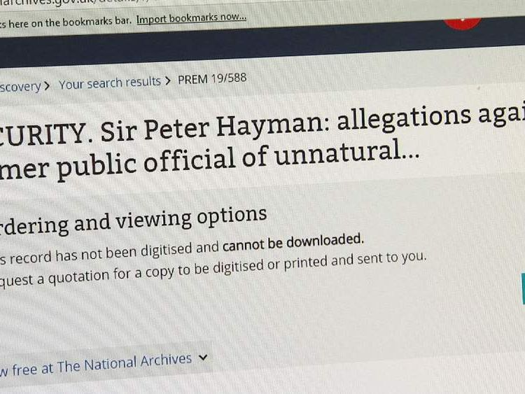 "Image result for ""sir peter hayman"""