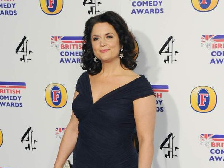 Co-creator of Gavin and Stacey and star of Stella, Ruth Jones is now an MBE