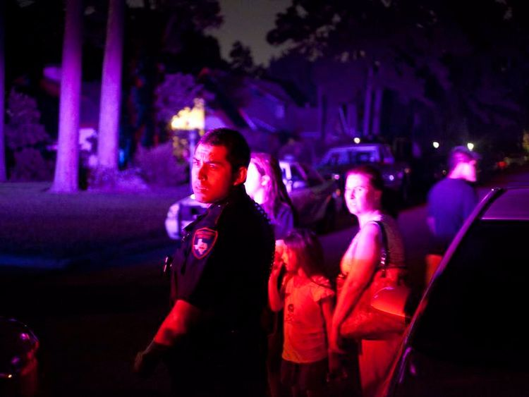 Several people were shot to death in the Houston suburb of Spring Texas