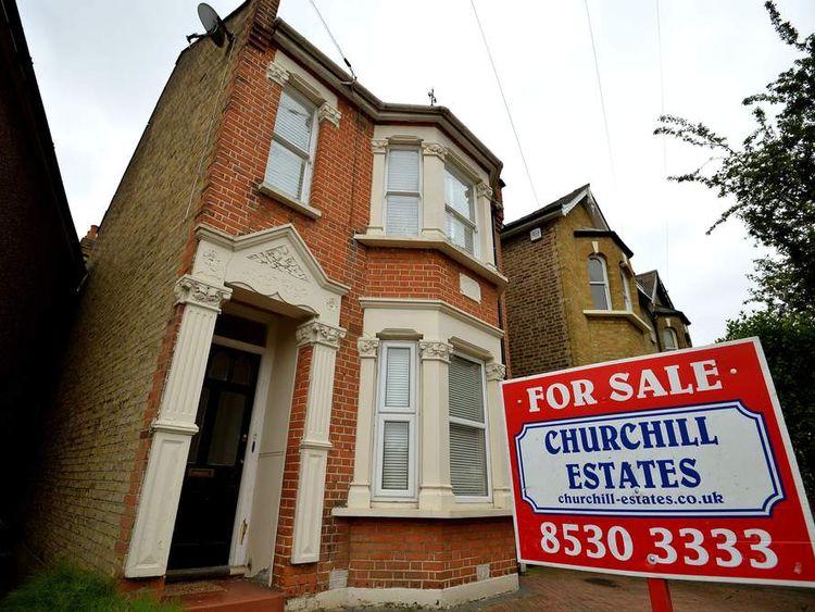 House price growth forecast raised