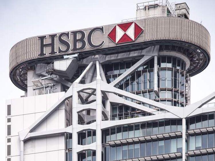 HONG KONG-BRITAIN-BANKING-HSBC
