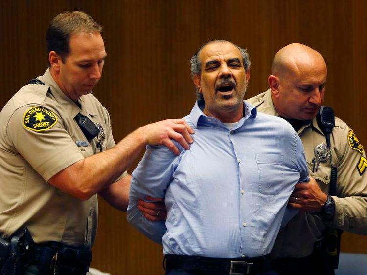 Kassim Alhimidi in court