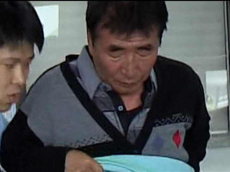 South Korea ferry captain Lee Joon-Seok
