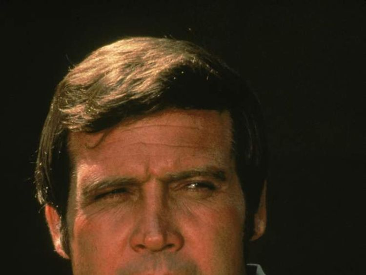 Lee Majors in 'The Six Million Dollar Man'