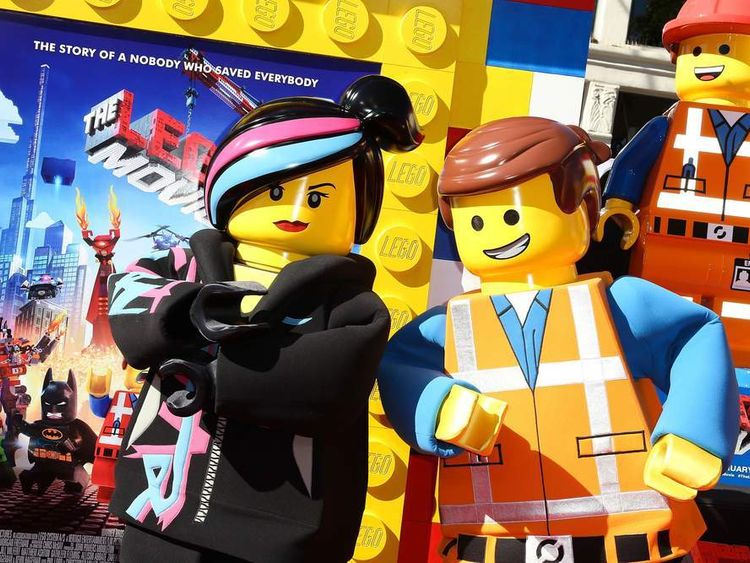 """Premiere Of """"The LEGO Movie"""" - Arrivals"""