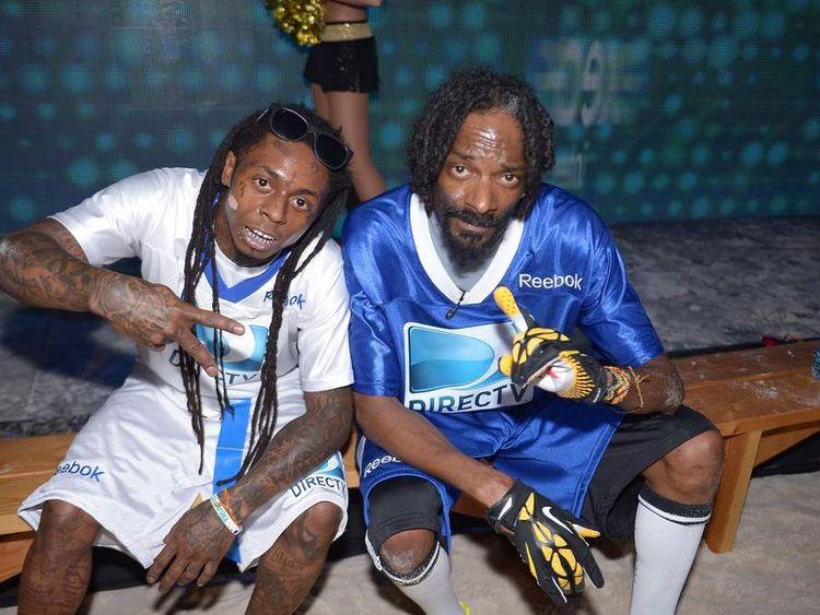 Lil Wayne and Snoop Lion