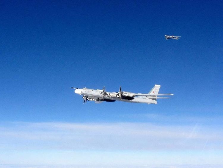 FIRST QUICK REACTION ALERT LAUNCH FOR RAF LOSSIEMOUTH