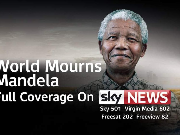 World Mourns Mandela