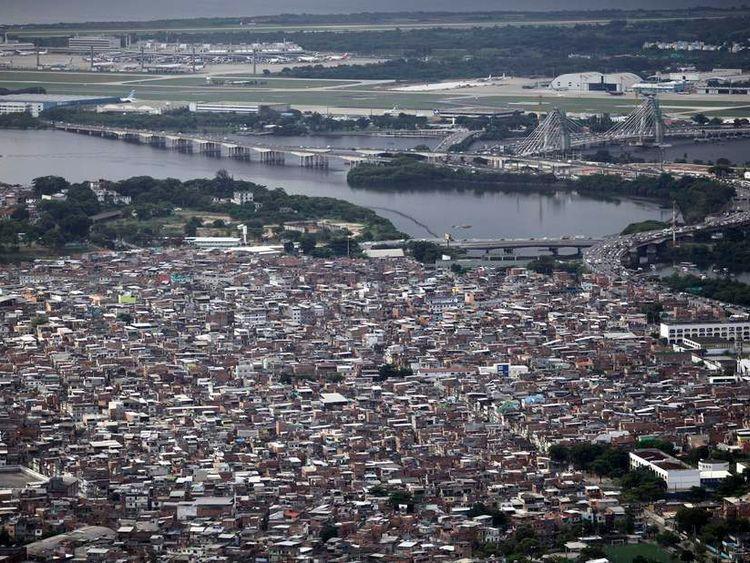 The Mare slums complex