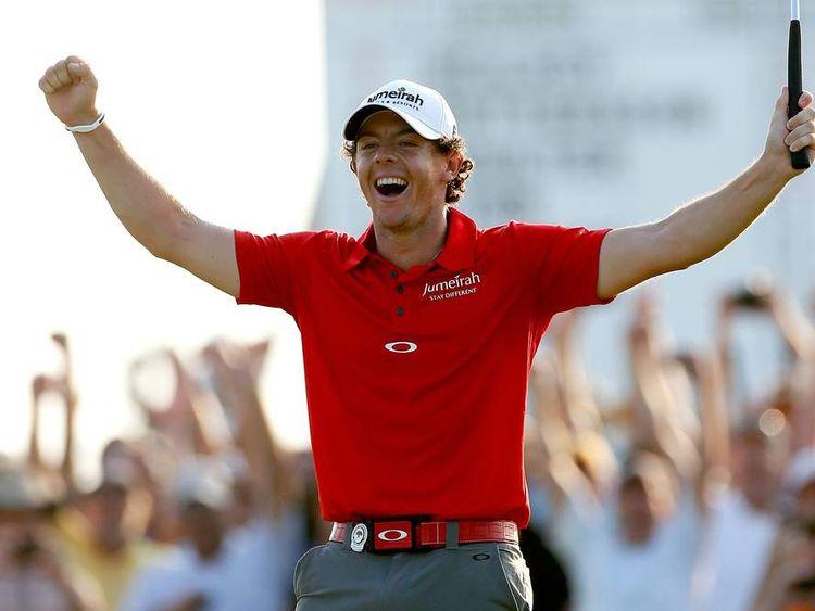 Rory McIlroy Wins US PGA Championship