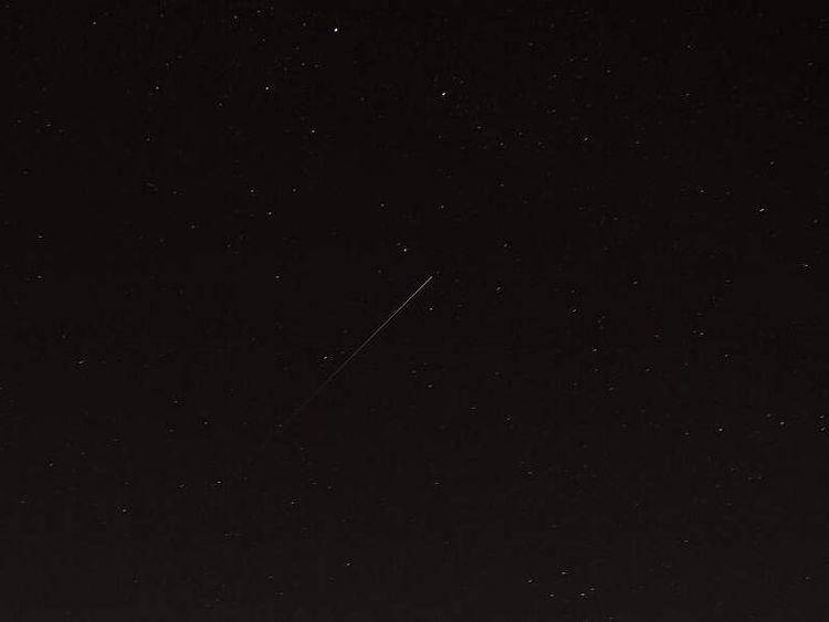 Perseids Meteor UGC Picture