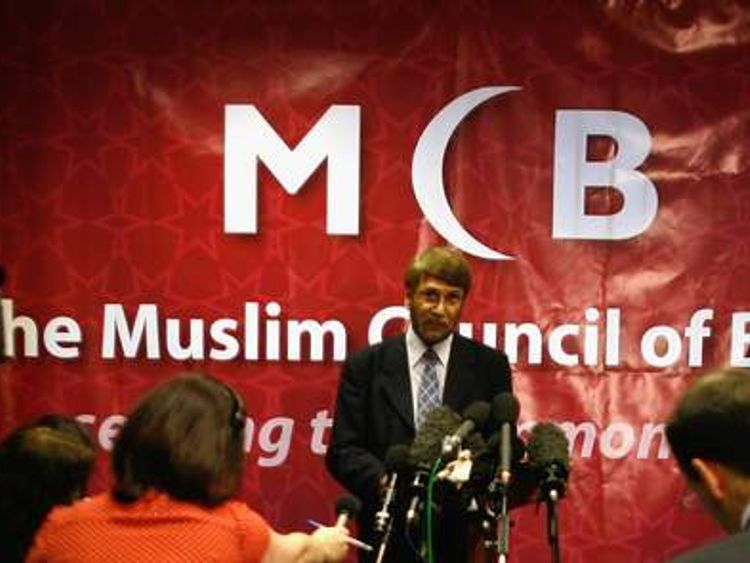 Muslim Council Of Britain Hold Press Conference On Terror Attacks